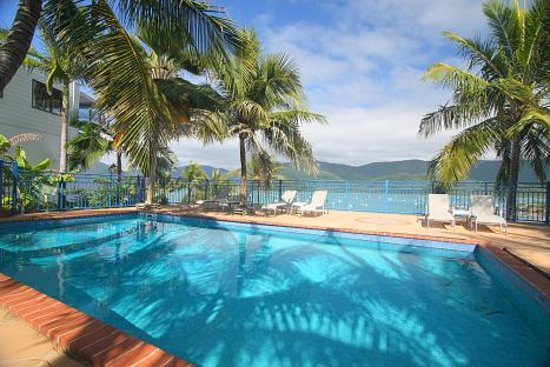 Shute Harbour, Australien: Pool