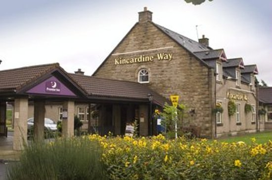 Premier Inn Falkirk North Hotel