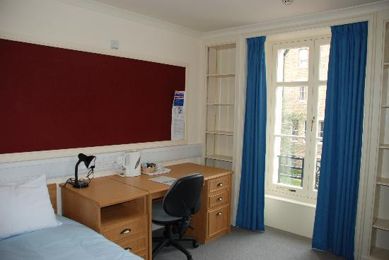 Harris Manchester College Student Room