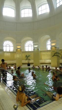 Fotos de Szechenyi Baths and Pool, Budapeste