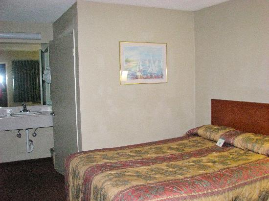 Good Nite Inn - Calabasas: basic room