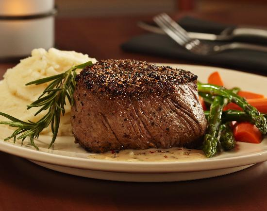 Glenview, IL: Steak Filet