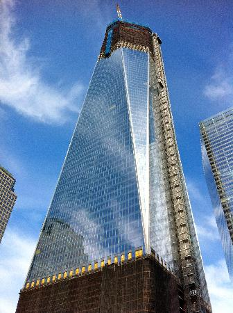Freedom Tower - Picture of The National September 11 ...