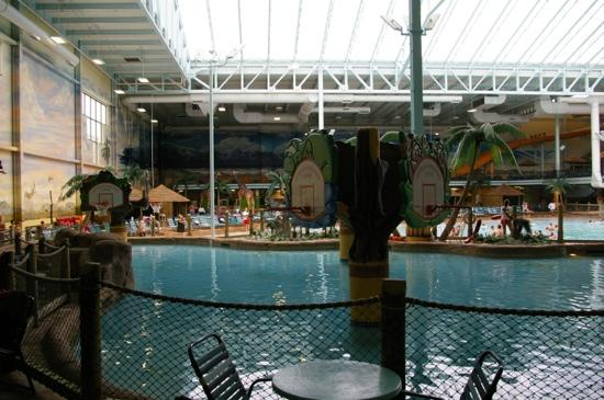 Kalahari Resorts & Conventions: Indoor Waterpark at Kalahari in Sandusky, Ohio