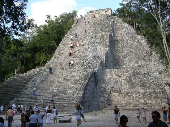 Coba Tours From Cozumel