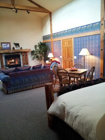 Country Willows Bed and Breakfast Inn: Really enjoyed our stay