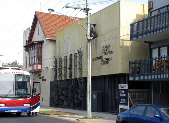 Museum from street