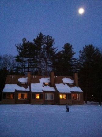 Cold Spring Resort: our place