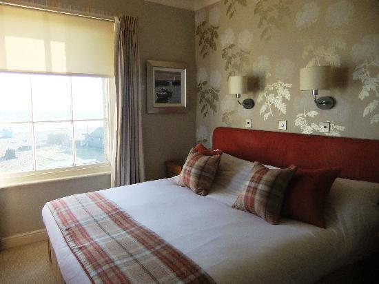 Wentworth Hotel : Bedroom with sea view