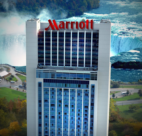 ‪Marriott Niagara Falls Gateway on the Falls Hotel‬