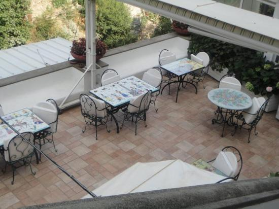 Casa Teresa: Terrace