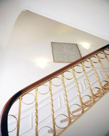 Bertrams Hotel Guldsmeden, Copenhagen: Staircase