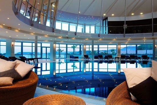Le Meridien Lav Split: Diocletian Spa - Indoor Pool