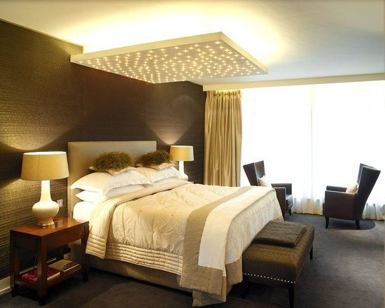 Aghadoe Heights Hotel & Spa: Penthouse Master Bedroom