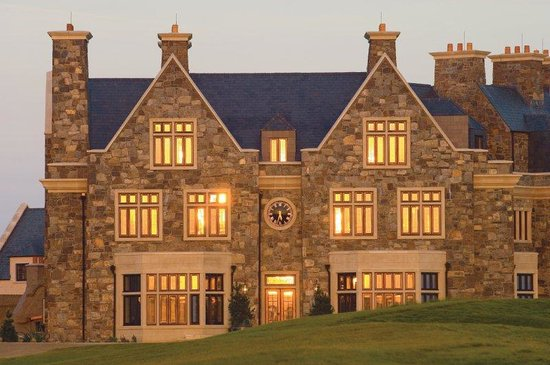 Doonbeg Lodge: Sunset lodge