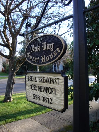 ‪‪Oak Bay Guest House‬: Oak Bay Guest House‬