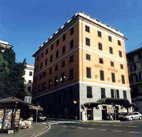 Clarion Collection Hotel Astoria Genoa (Italian Riviera) - Reviews and Rates ...