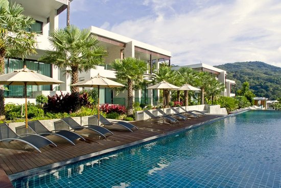 Sea Pearl Villas Resort: 8 swimming pools at the  hotel