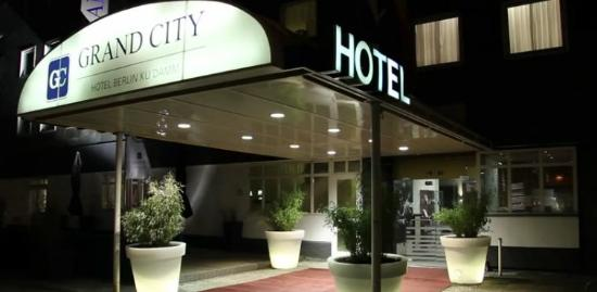 Photo of Grand City Hotel Berlin Kudamm