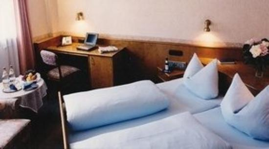 Jedermann Hotel: Double Room