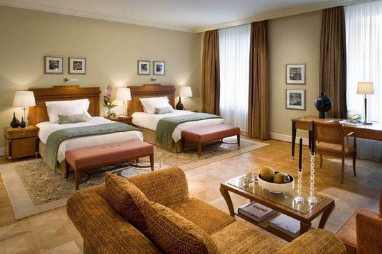 Mandarin Oriental Munich : Mandarin Exclusive Room
