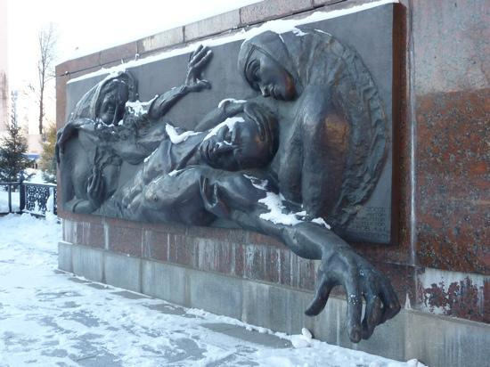 War Memorial, Yekaterinburg