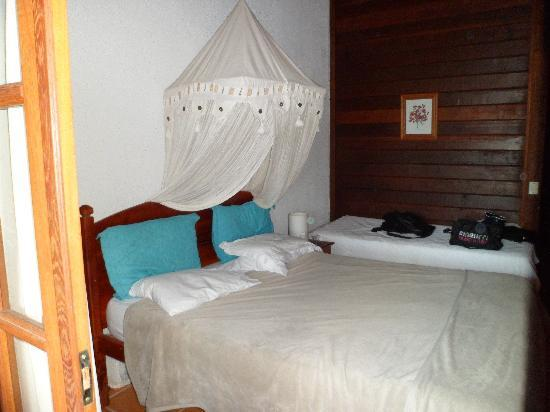 Tagomago Beach Lodge: Las habitaciones!!