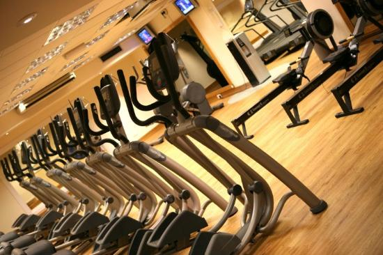 Gym Picture Of Mercure Swindon South Marston Hotel Spa Swindon Tripadvisor