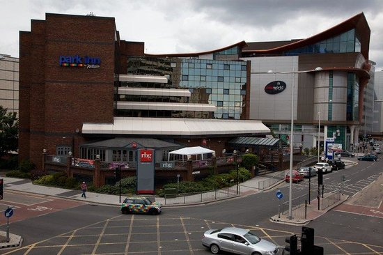 Park Inn by Radisson Cardiff City Centre: Exterior