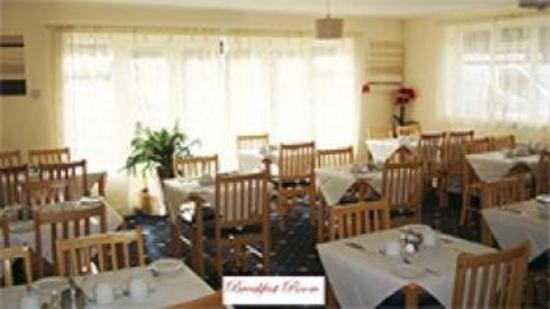 Donnington House Hotel: Restaurant