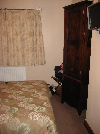 Abbeylodge B&B: Plenty of room
