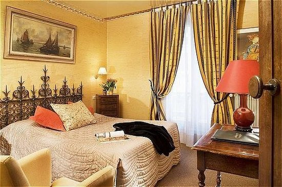 Hotel Delavigne: Double room