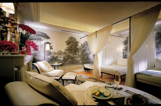 Four Seasons Hotel George V Paris: PAR Spa