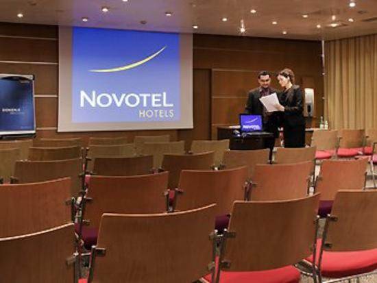 Novotel Paris 17 Porte d'Asnieres: Meeting Room