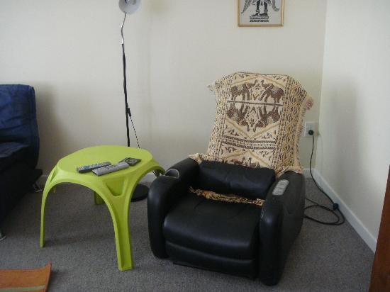 Waipu, New Zealand: Massage Chair - SIMPLY THE BEST!!