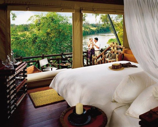 Photo of Four Seasons Tented Camp Golden Triangle Chiang Saen