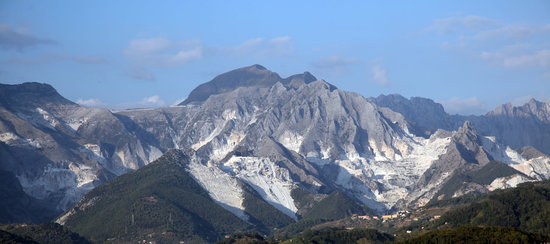 Carrara Marble Quarries Private Guided Tours