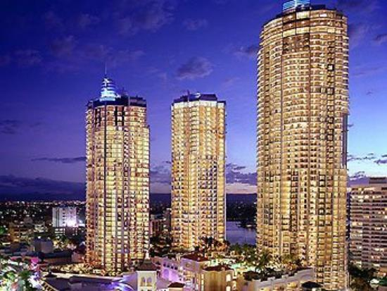 Photo of Towers of Chevron Renaissance Surfers Paradise