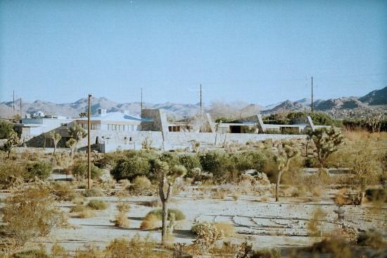 Joshua Tree Retreat Center at the Institute of Mentalphysics: Example of Frank Lloyd Wright Architecture