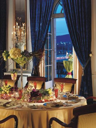 Four Seasons Hotel des Bergues Geneva: GEN Restaurant
