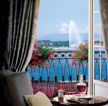 Four Seasons Hotel des Bergues Geneva: GEN Room View