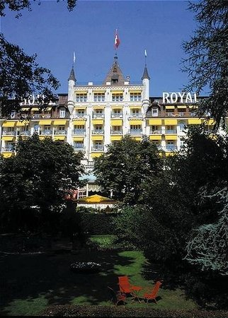 "Hotel Royal Savoy: ""Royal Savoy"" - Historical Building - Exterior - Re opening in 2014"