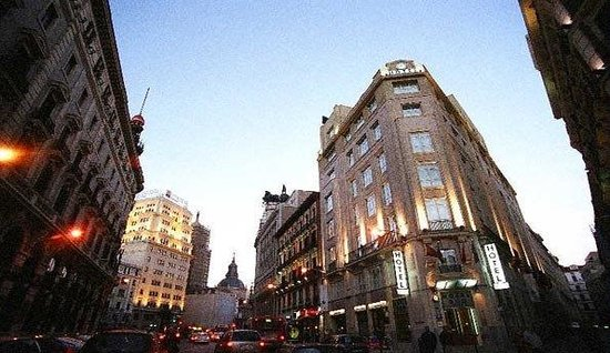 Hotel Quatro Puerta del Sol