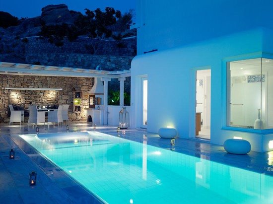 Mykonos Grand Hotel &amp; Resort: Grand Suite with Private Pool