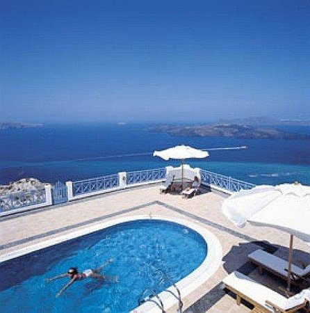 Photo of Volcano View Villas Fira