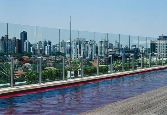Hotel Unique: Rooftop Pool