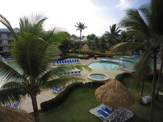 Playa Blanca Hotel & Resort : Quiet Pool