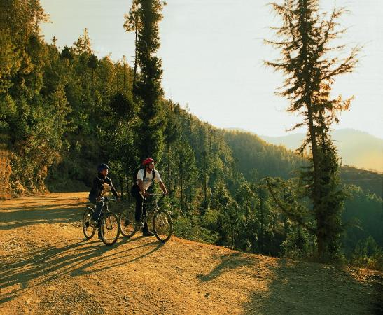 Wildflower Hall, Shimla in the Himalayas: Recreational facility