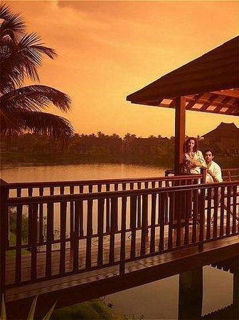 The Zuri Kumarakom: Romantic getaway