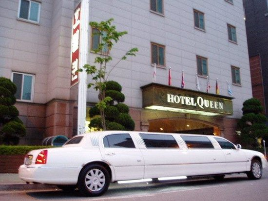 Hotel Queen Incheon Airport